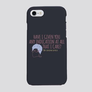 GG Sophia Any Indication iPhone 7 Tough Case